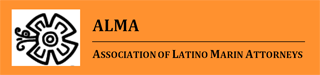 ASSOCIATION OF LATINO MARIN ATTORNEYS Logo