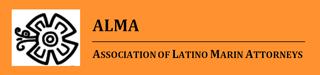 ASSOCIATION OF LATINO MARIN ATTORNEYS Logo